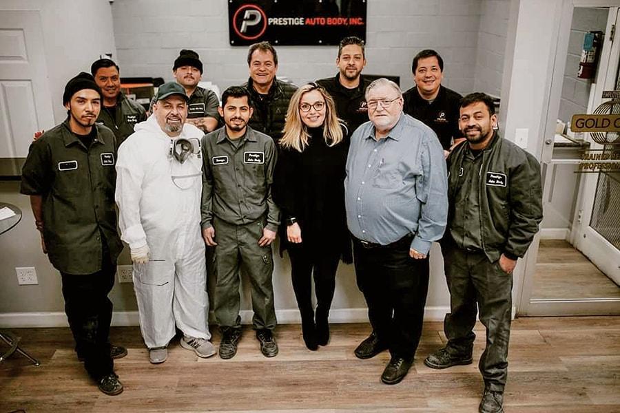 Prestige Mechanics, Technicians & Staff